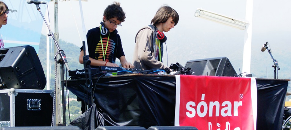 Sónar Kids - Foto de Albert Climent y David Palau.