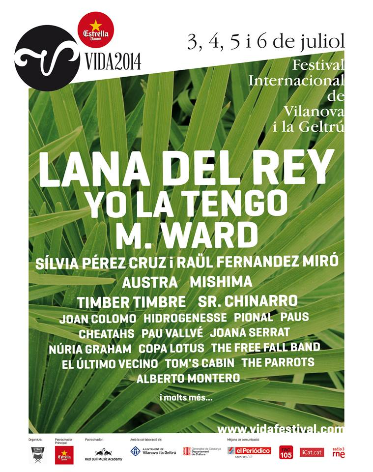 Vida Festival 2014