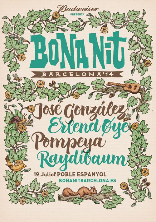 Bona Nit Barcelona 2014