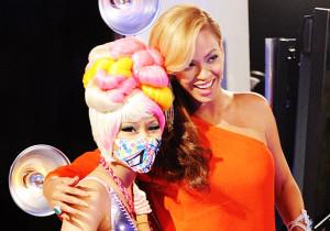 Beyoncé + Nicki Minaj