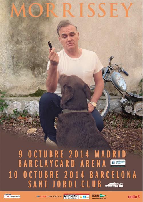 Cartel Morrissey