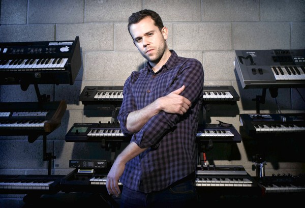 Anthony Gonzalez a.k.a. M83