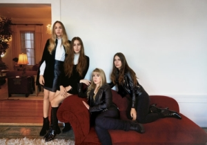 HAIM + Stevie Nicks