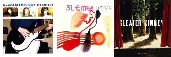 sleater-kinney-discografia