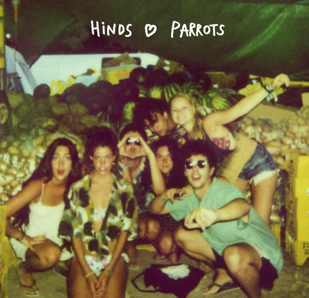 HINDS PARROTS