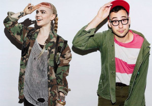 Grimes & Bleachers